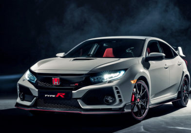 Хэтчбек Honda Civic Type R: Мощь на переднем приводе