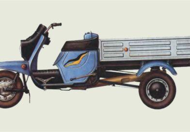 В Выксе перевернулся мотоцикл с фургоном
