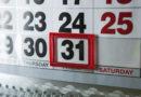 Правительство составило календарь праздников на 2018 год