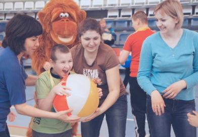 22 ноября пройдет спортивный праздник для детей-инвалидов «Необыкновенный кросс»