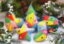Учащиеся из регионов присутствия ОМК сделали новогодние игрушки для ветеранов