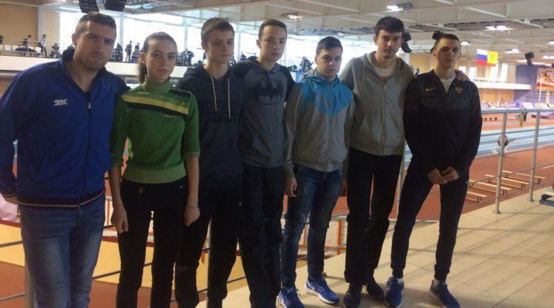 В г. Новочебоксарске прошли соревнования по лёгкой атлетике Чемпионат и первенство Приволжского Федерального Округа