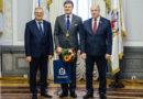 Председатель совета директоров ОМК Анатолий Седыхполучил золотую медаль за благотворительность