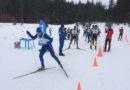 На «Воробьиных горах» прошли лично-командные соревнования по лыжным гонкам в рамках Спартакиады трудовых коллективов