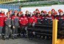 ВМЗ выпустил пробную партию продукции центре финишной отделки труб