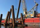 ОМК поставила в Норвегию партию труб большого диаметра