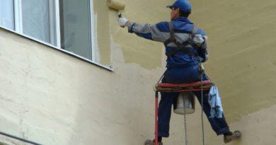185 фасадов ремонтируют в районах Нижегородской области