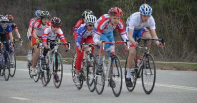 Всероссийские соревнования по велоспорту (шоссе)