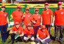 Сотрудники Литейно-прокатного комплекса помогли благоустроить территорию выксунского Дома ребенка.