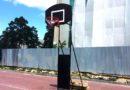 В Выксе установлена баскетбольная стойка и проходят мастер-классы по баскетболу