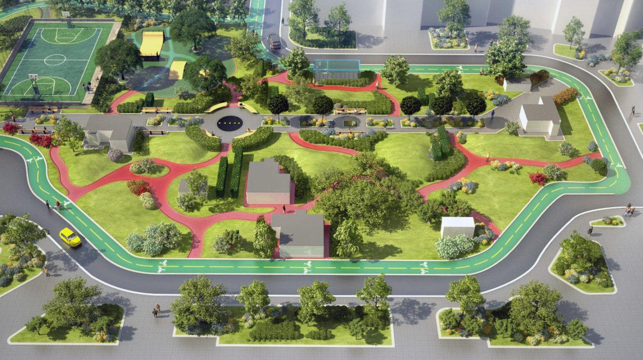 Количество объектов программы городского благоустройства будет увеличено