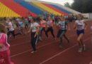 16 сентябряв городском округа город Выкса на стадионе «Металлург» прошел Всероссийский день бега «Кросс Нации 2018»