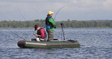 В Выксе пройдет Чемпионат по ловле рыбы спиннингом с лодок