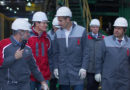 Более 10,6 млн тонн рулонного проката произвелЛитейно-прокатный комплекс ВМЗ за 10 лет работы
