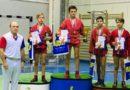 Всероссийский турнир по самбо среди юношей прошел в Павлово
