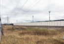 ВМЗ установил шумозащитный экран рядом с ж/д станцией в Мотмосе