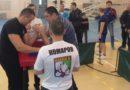 Открытый чемпионат городского округа город Выкса по армрестлингу