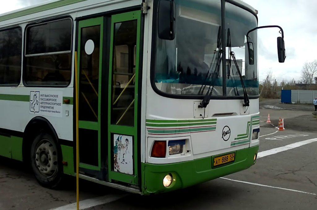 В Выксе изменили расписание пригородных автобусов с 27 апреля 2020 г.