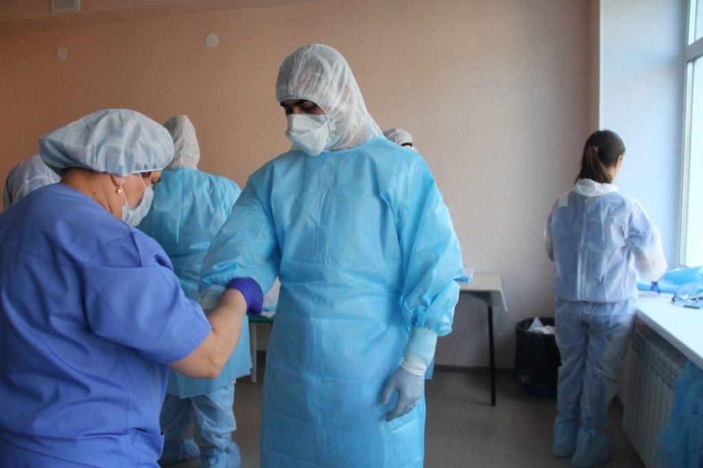 В Выксе 10 медиков заразились коронавирусом