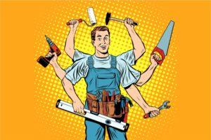 Мужские руки в помощь по дому и хозяйству + услуга авто поездки