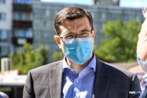 Глеб Никитин высказался о выходе на второй этап снятия ограничений