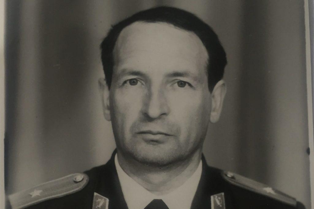 12 июля 2020 года скончался подполковник милиции Ушаков Вячеслав Дмитриевич