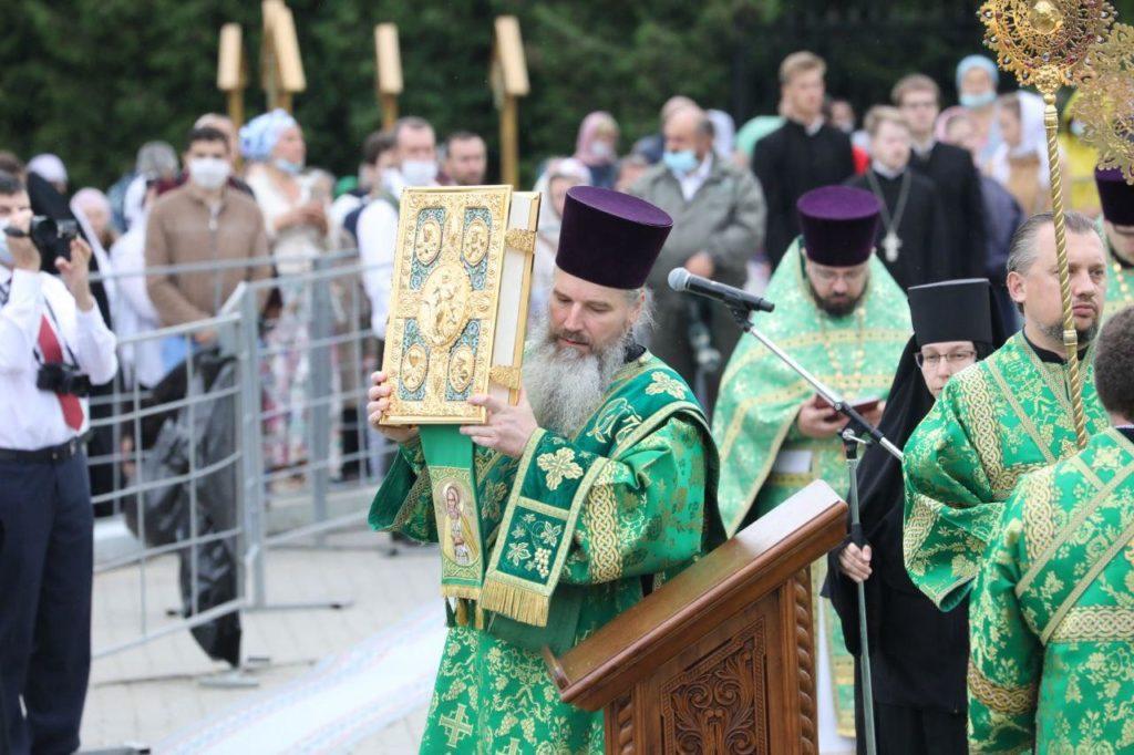В Дивееве начались торжества в честь Дней памяти Серафима Саровского