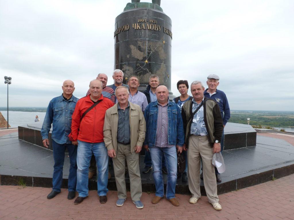 11 августа 2020 года ветераны Отдела МВД России по г. Выкса посетили Нижний Новгород с экскурсией.