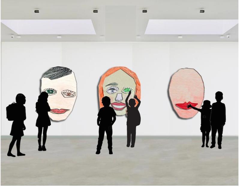 В Выксе откроется уникальная инклюзивная выставка «Искусство быть вместе»