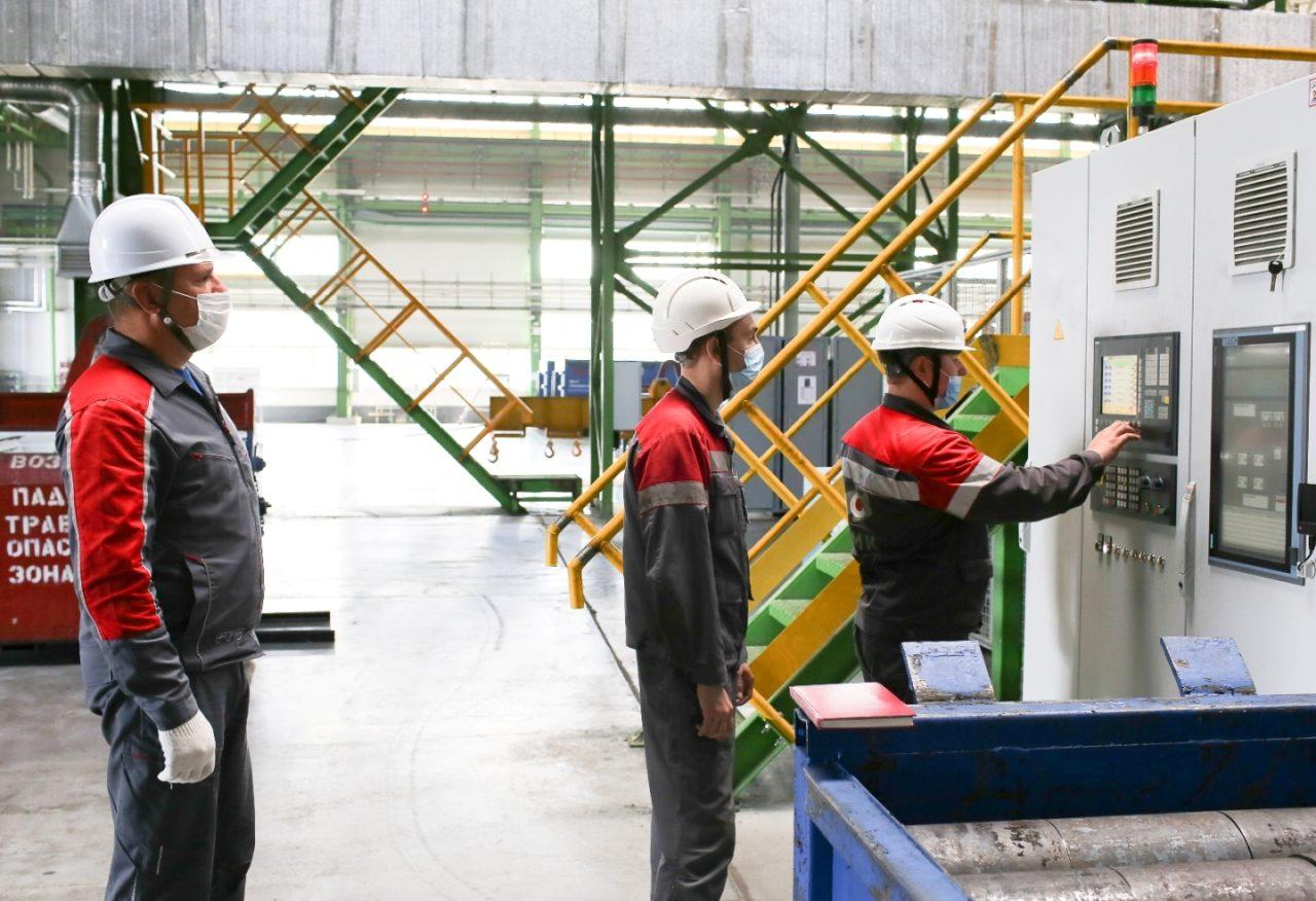 Производственный травматизм на ВМЗ за 5 лет снизился в 7 раз