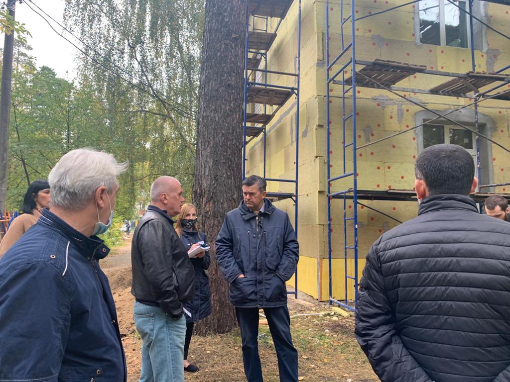 Около 20 млн рублей из областного бюджета направлено на капитальный ремонт детского сада «Росинка» в Выксе