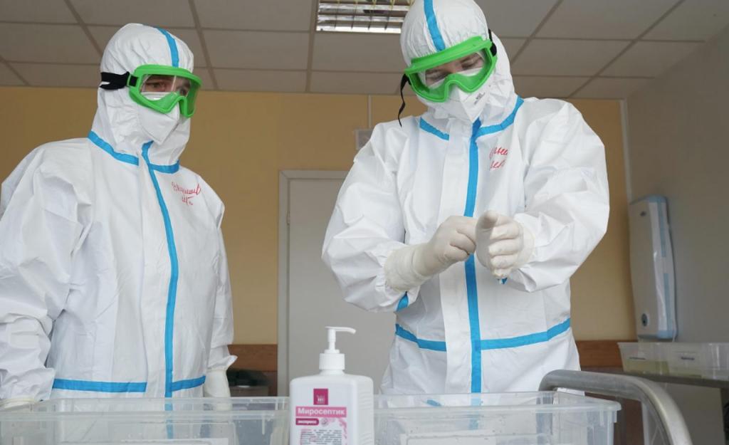 Нижегородская область готовится к «основному удару» коронавируса