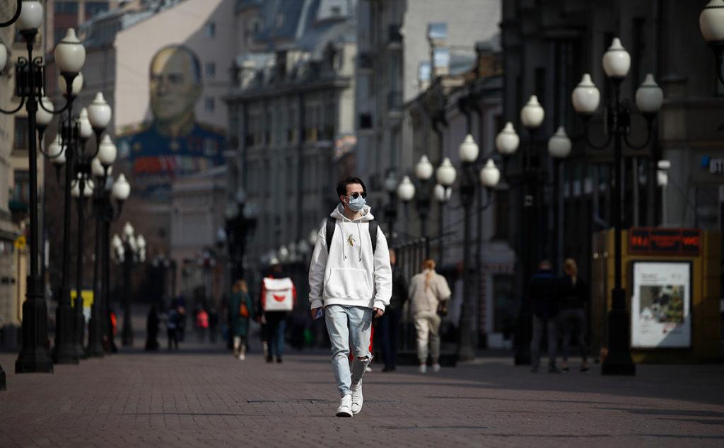 В Кремле заявили об отсутствии оснований для возвращения самоизоляции..