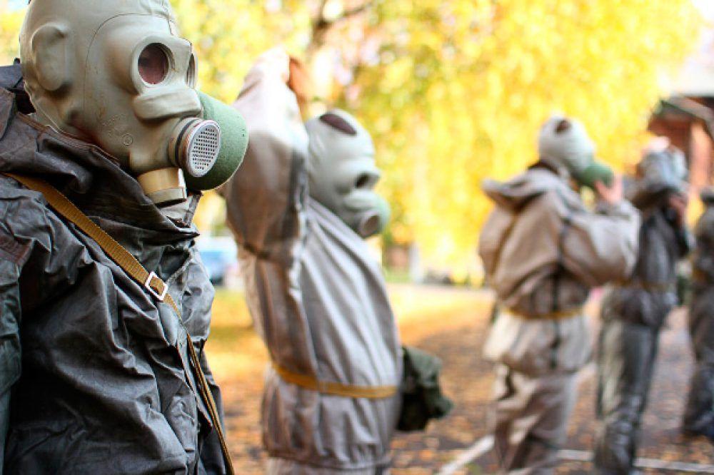 В Выксе будет проведена штабная тренировка по гражданской обороне
