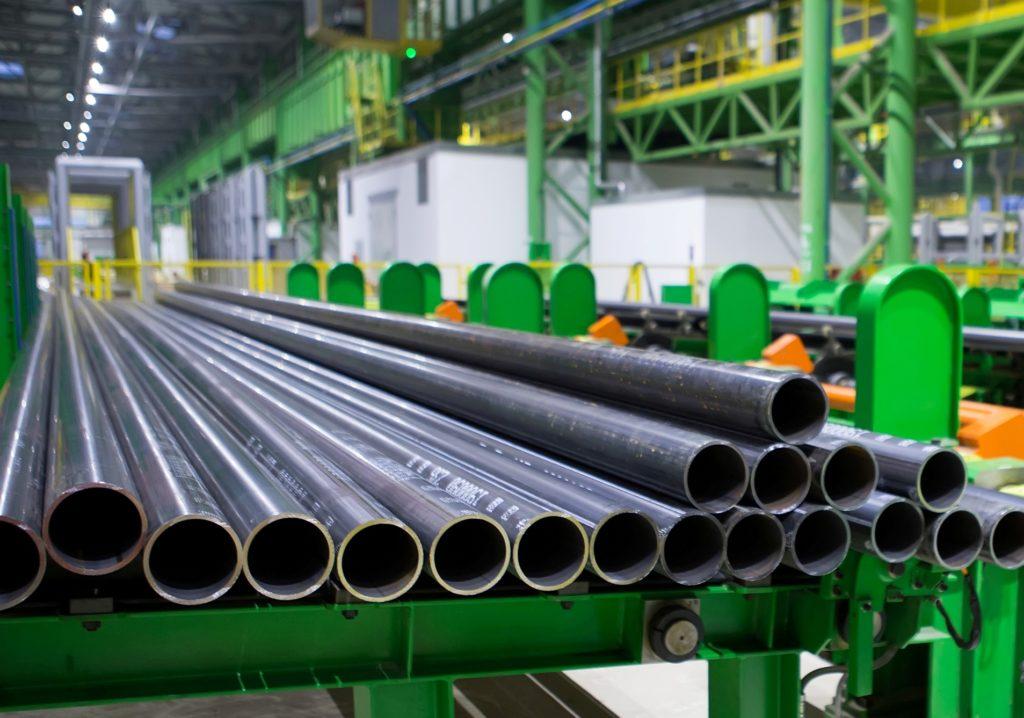 Объединенная металлургическая компания начала производство насосно-компрессорных труб