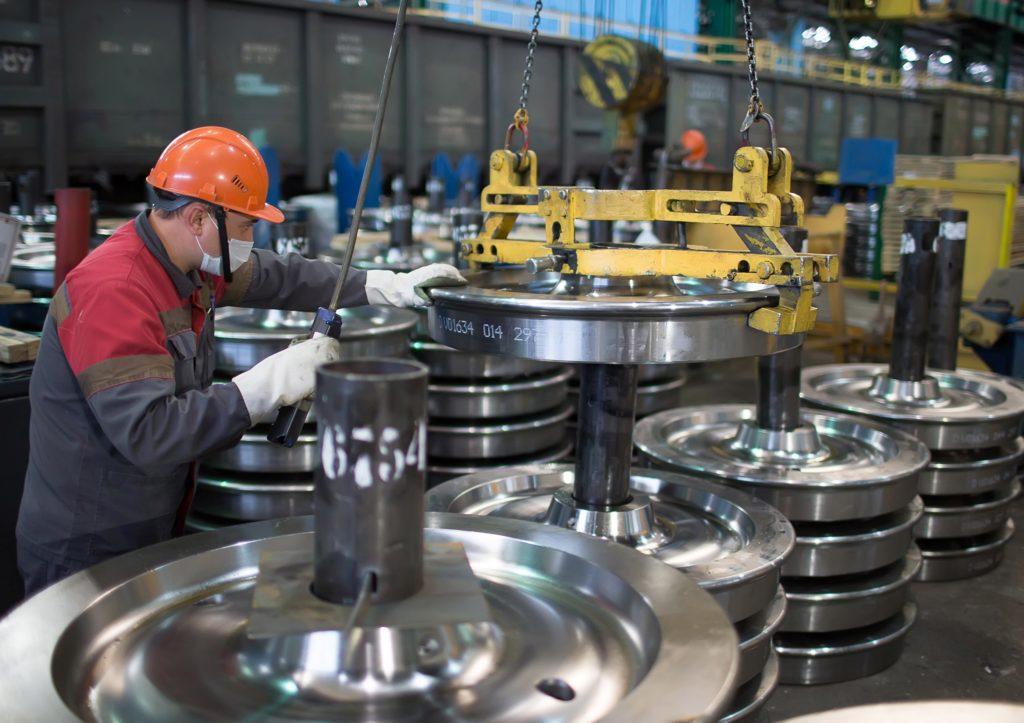 ОМК поставила крупную партию уникальных железнодорожных колес в Южную Азию