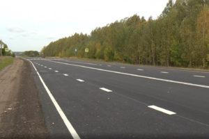 713 км дорог отремонтировали в Нижегородской области в рамках национального проекта