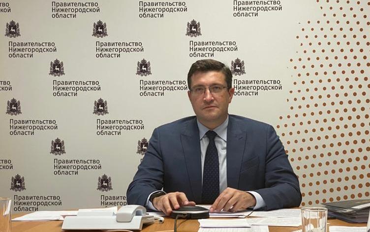 Глеб Никитин «Муниципалитетам необходимо мобилизоваться для борьбы с пандемией»