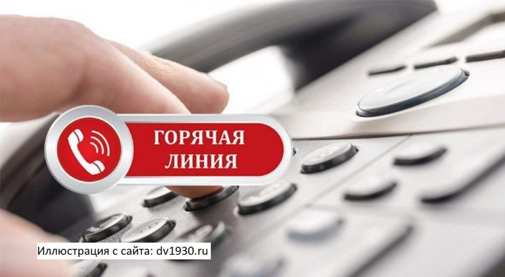 Горячая телефонная линия по вопросам занятости населения пройдет с 19 октября по 8 ноября