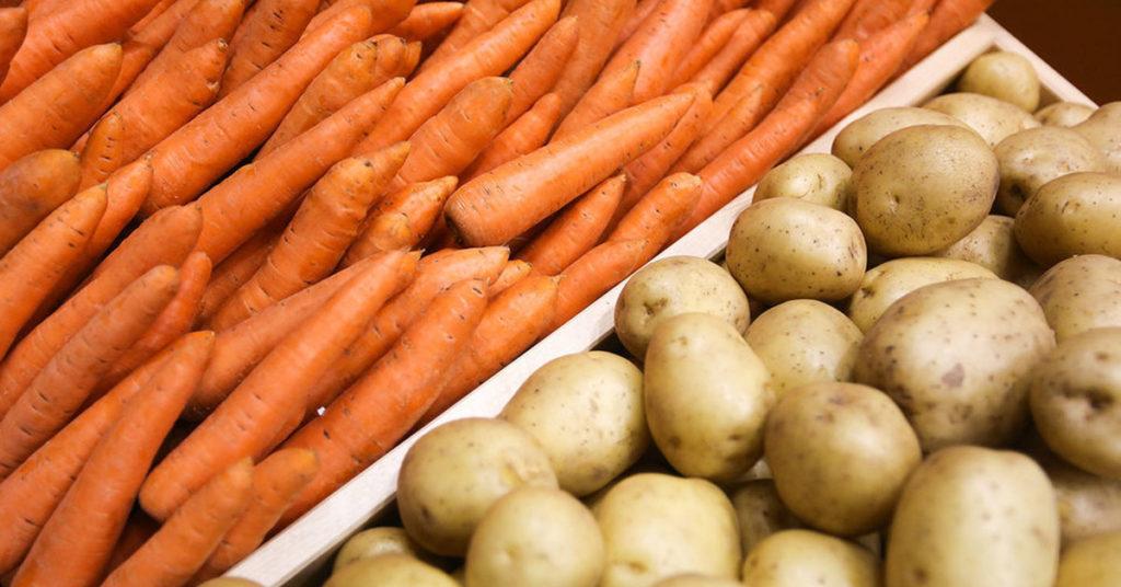Картофель, морковь и куриное мясо подешевели в Нижегородской области