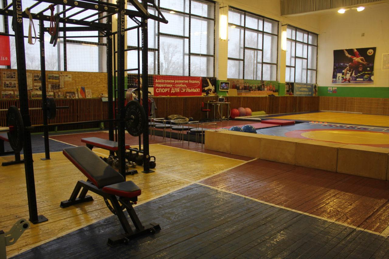В Шиморском заработал фитнес-зал для пенсионеров