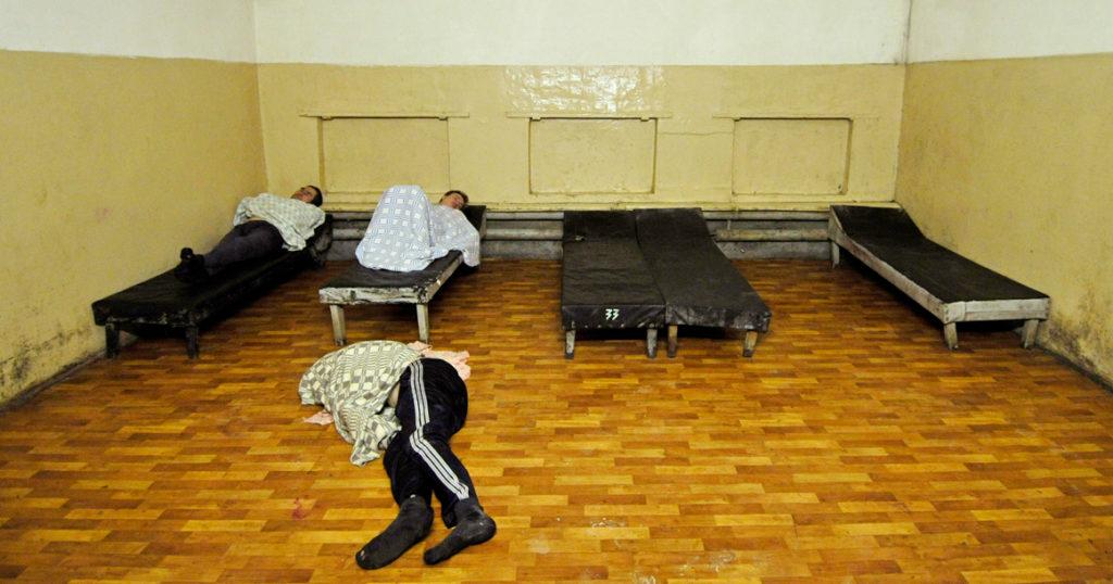 Госдума приняла закон о восстановлении системы вытрезвителей