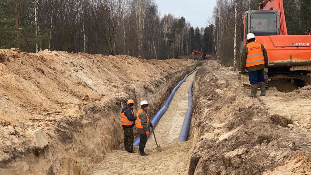 Реализация нацпроекта в Навашине позволит улучшить качество питьевой воды у более 15 тысяч жителей
