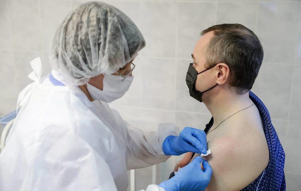 В Нижегородской области откроют 18 пунктов для вакцинации от коронавируса