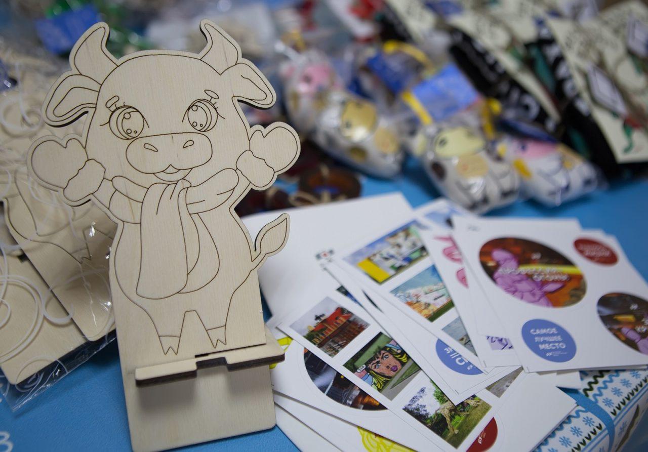 Более 100 тысяч рублей собрали выксунцы в рамках четвертой благотворительной ярмарки «Волшебные рукавички»